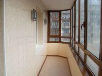 Ремонт балкона в Балахне. Ремонт лоджии