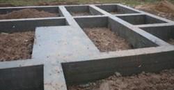 Строительство фундамента в Балахне и пригороде
