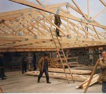 Строительство крыш в Балахне и пригороде