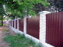 Строительство заборов, ограждений в Балахне